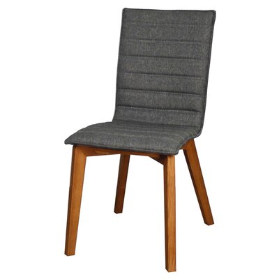 Rory KD Side Chair Upholstery: Night Shade