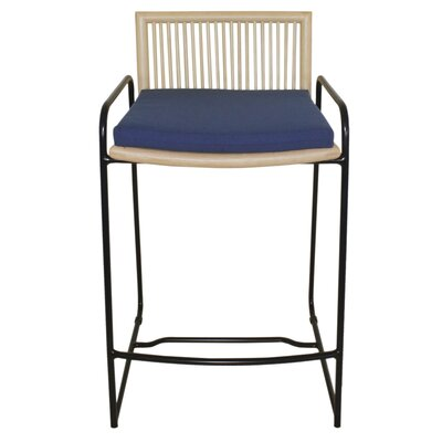 Theodora Rattan 26.5 Bar Stool