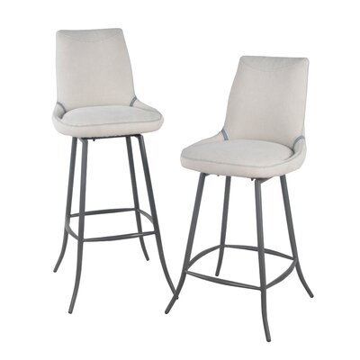 Theodorus 30 Swivel Bar Stool