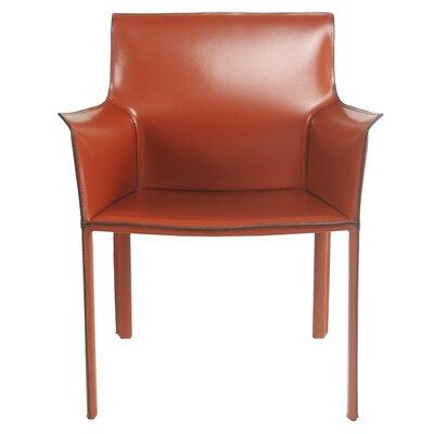 Gavon Armchair Upholstery: Cordovan