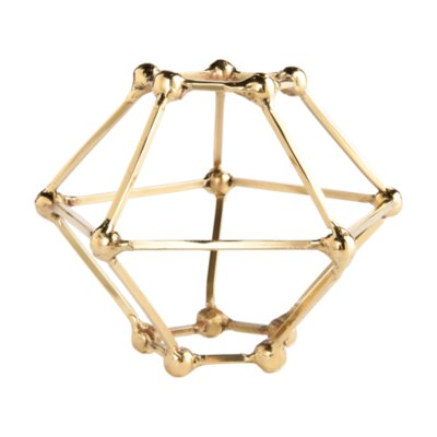 Polyhedron Tablescape Sculpture