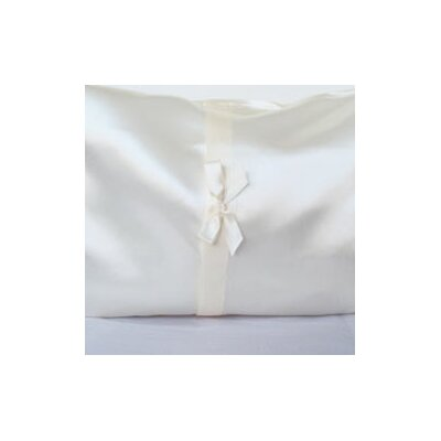 Travel Pillowcase Color: Cream of Ivory