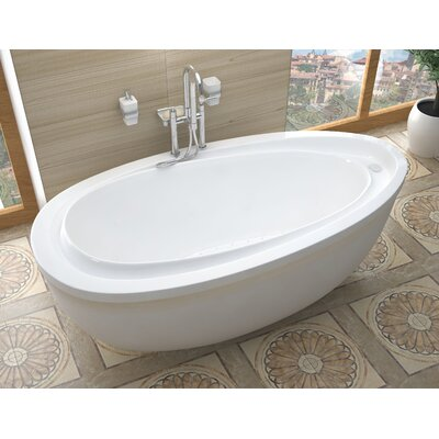 Capricia 71 x 38 Air Bathtub