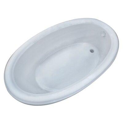 Martinique 60 x 36 Drop In Soaking Bathtub