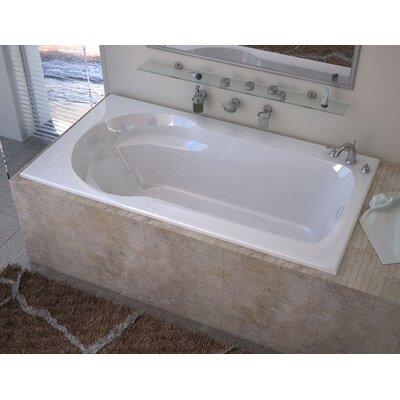 Grenada 60 x 32 Drop In Soaking Bathtub