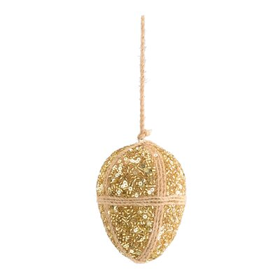 Glass Egg Ornament (Set of 12) 71207