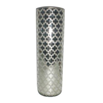 Cloister Etch Cylinder Glass Tealight