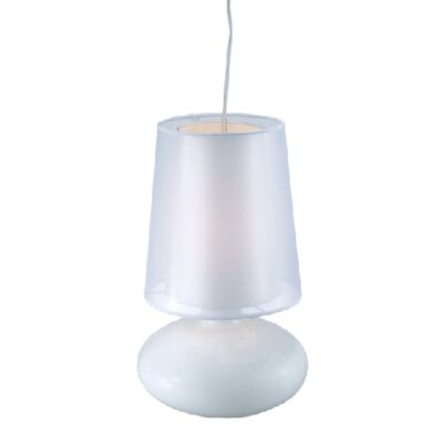 Mini Pendant Finish: White