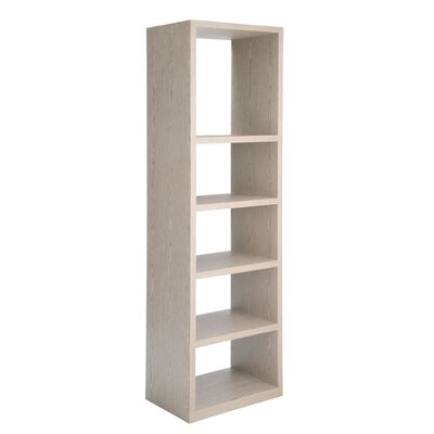 Wood Display Shelf 94.5 Bookcase Product Image 3407