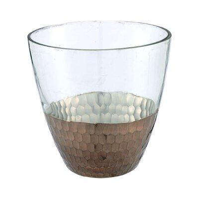 Glass Open Vase 870143