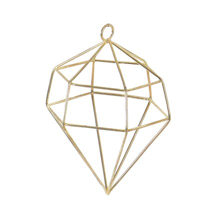 Hide Diamond Ornament (Set of 6) 571008
