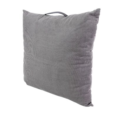 Throw Pillow with Handle