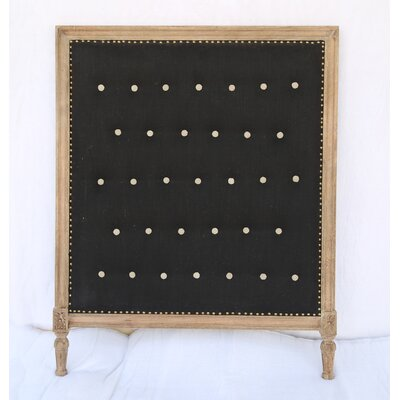Bodie Upholstered Panel Headboard Size: Twin