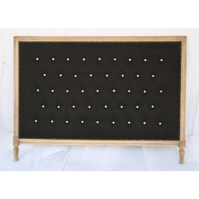 Bodie Upholstered Panel Headboard Size: Queen