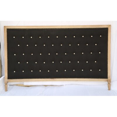 Bodie Upholstered Panel Headboard Size: King