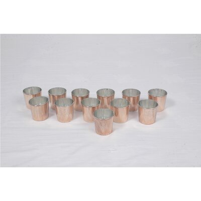 Mercer41 6 Pieces Traditional Glass Votive MCRF4522 42916447