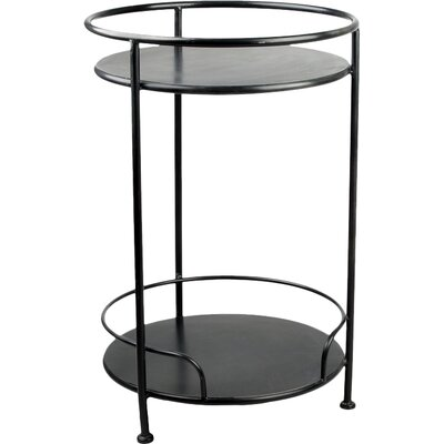 Jameson Pub Table Finish: Black