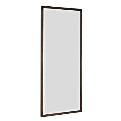 Metal Frame Wall Mirror Size: Extra Large