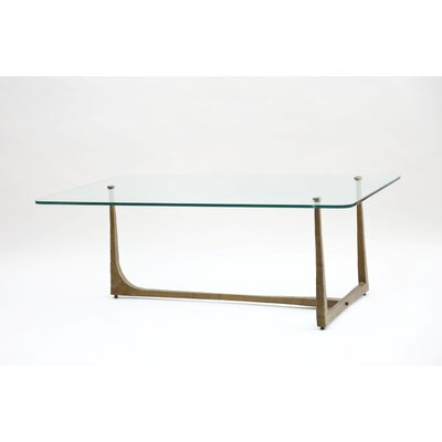 Leigh Iron Hammered Coffee Table