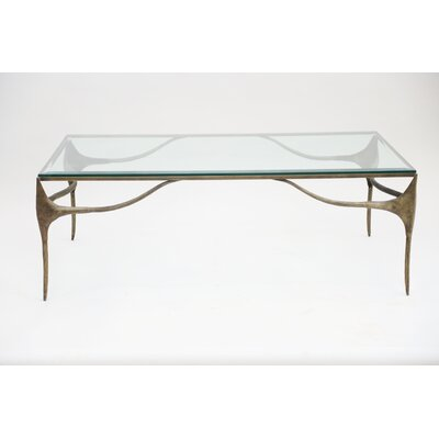 Dulcinea Iron Coffee Table