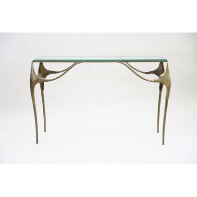Dulcinea Iron Console Table