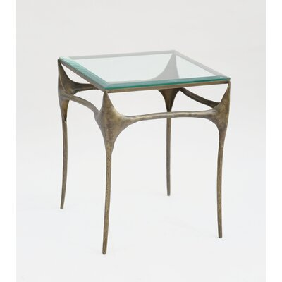 Dulcinea Iron End Table
