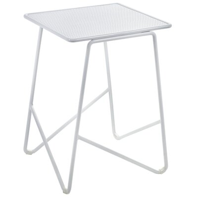 Alto Square Steel End Table