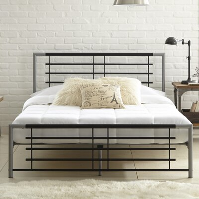 Haledon Platform Bed Size: Double
