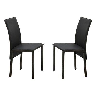 Bobkona Limbra Parsons Chair