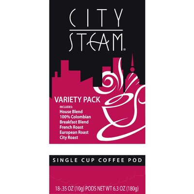 Variety Pack Single Cup Coffee Pod (pack Of 108)