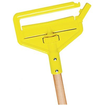 RUBBERMAID COMMERCIAL PRODUCTS Rubbermaid Commercial -Invader Side Gate Wet Mop Handles Wet Mop Handle lg Plastic Head Aluminum Handl:640-H126 -wet mop handle at Sears.com