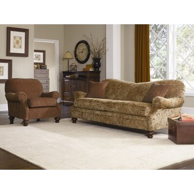 Price Ashford Fabric Sofa And Chair Set Furniture