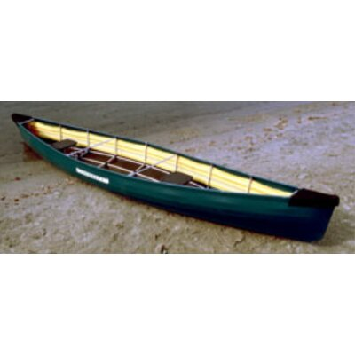 Image of Pakboats PakCanoe 160 Folding Canoe Color: Green (PC160 (Green))