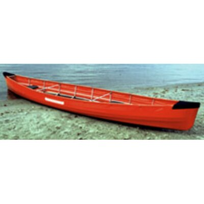 Image of Pakboats PakCanoe 165 Folding Canoe Color: Green (PC165 (Green))