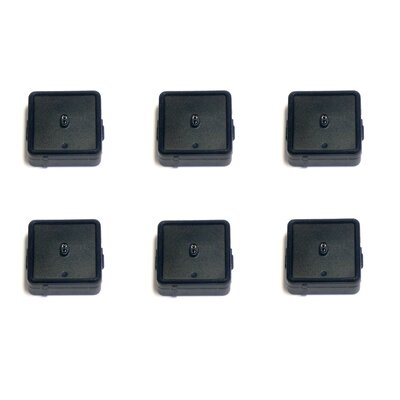 Dog Electric Fence Collar Battery Size: 6 Pack