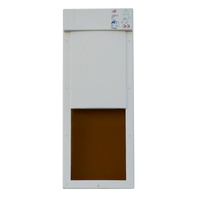 Power Pet Door Size: Large (40.625