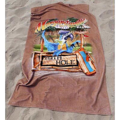 19th Hole Beach Towel