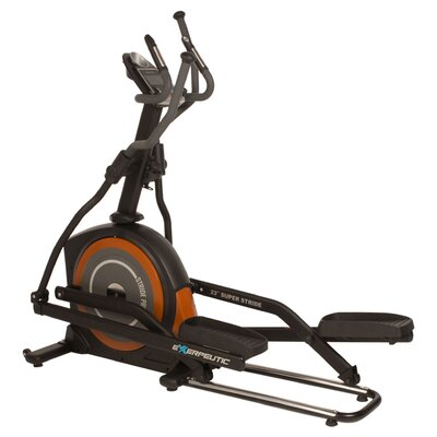 "Exerpeutic 650 Heavy Duty 23"" fitness Club Stride Programmable Elliptical at Sears.com"