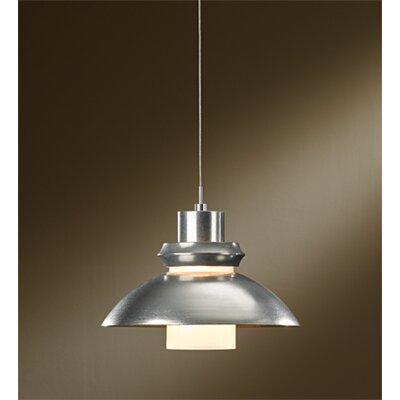 Staccato 1-Light Inverted Pendant Install Type: Universal Coaxial Connnector