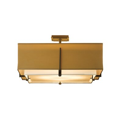 Exos 4-Light Semi-Flush Mount