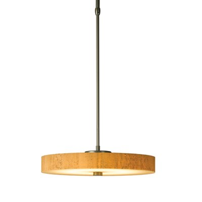 Disq 1-Light LED Drum Pendant