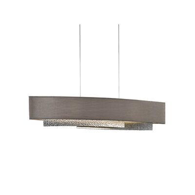 Oceanus Drum Pendant Shade Color: Eclipse
