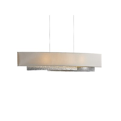 Oceanus Pendant Shade Color: Flax