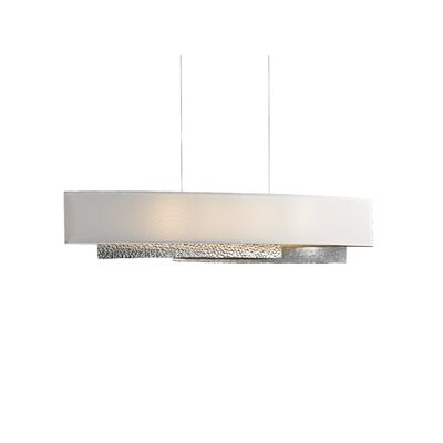 Oceanus Drum Pendant Shade Color: Natural Anna