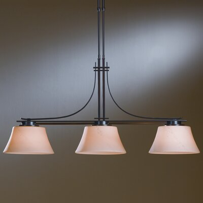 Prairie 3-Light Kitchen Island Pendant