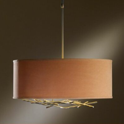 Brindille 3-Light Drum Pendant