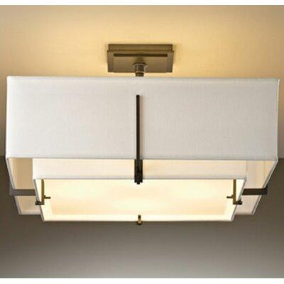 Exos 4-Light Semi-Flush Mount