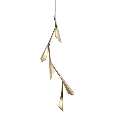 Quill 5-Light LED Cluster Pendant