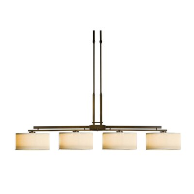 Trestle 4-Light Kitchen Island Pendant