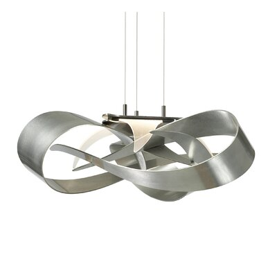 Flux 1-Light Geometric Pendant